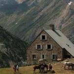 Uno de los refugios de montaña con mejores panorámicas de los Pirineos
