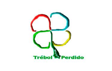 Logotipo Trébol Perdido